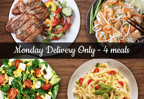 Meal Delivery Orlando