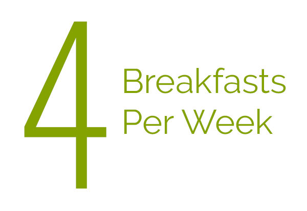 4-Breakfasts-Per-Week
